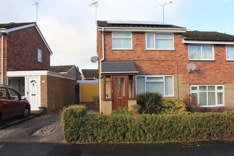 3 bedroom semi-detached house to rent - Inglemere Drive, Wildwood, Stafford, Staffordshire, ST17 4QX