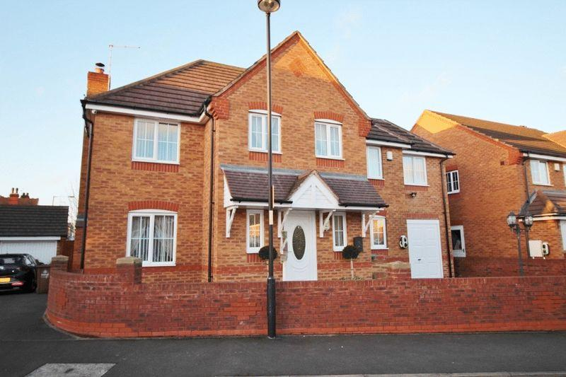 6 Bedrooms Detached House for sale in Knights Close, Willenhall