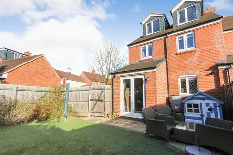 4 bedroom end of terrace house for sale - Nicolls Close, Ampthill