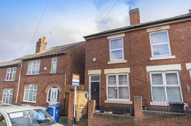 3 Bedrooms End Of Terrace House for sale in CHATHAM STREET, DERBY