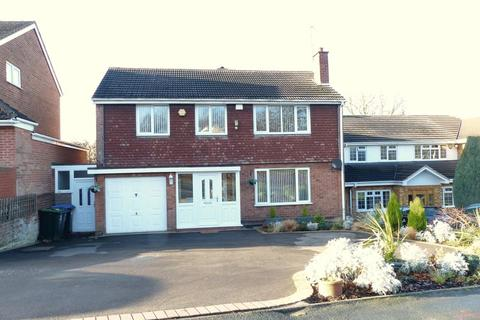 4 bedroom detached house for sale - Monksfield Avenue, Great Barr