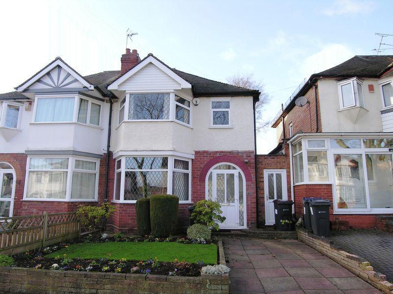 3 Bedrooms Semi Detached House for sale in Blakeland Road, Birmingham