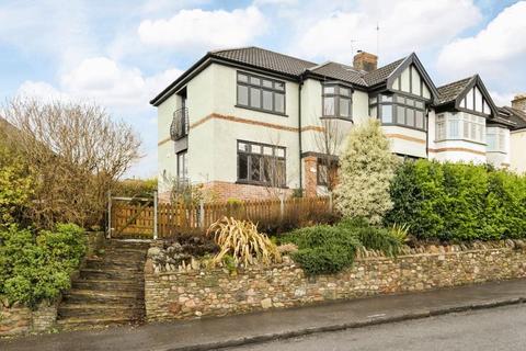 5 bedroom semi-detached house for sale - Stoke Hill, Stoke Bishop