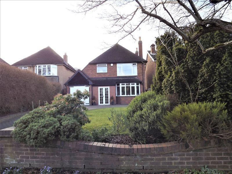 3 Bedrooms Detached House for sale in East View Road, Sutton Coldfield