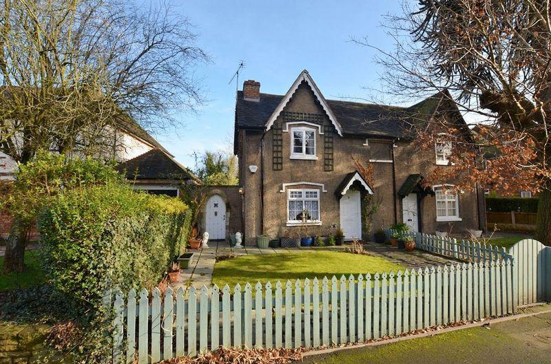 2 Bedrooms Semi Detached House for sale in Hermitage Road, Edgbaston