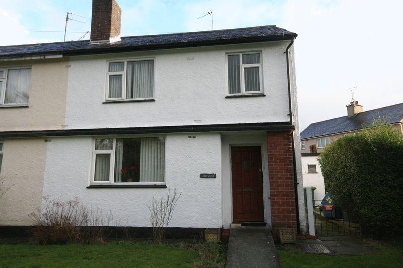 3 Bedrooms Semi Detached House for sale in Llangefni, Anglesey. For Sale By Auction 15th February 2018 Subject to Auction Terms Conditions