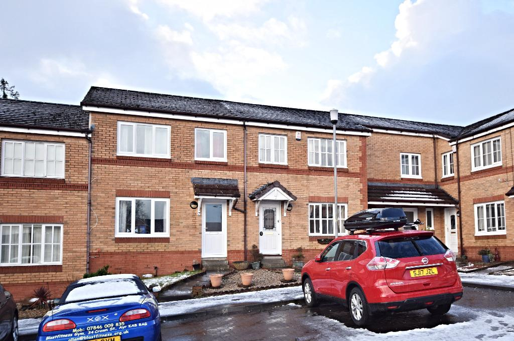 3 Bedrooms Villa House for sale in Bankfield Park, Ayr, South Ayrshire, KA7 3UD