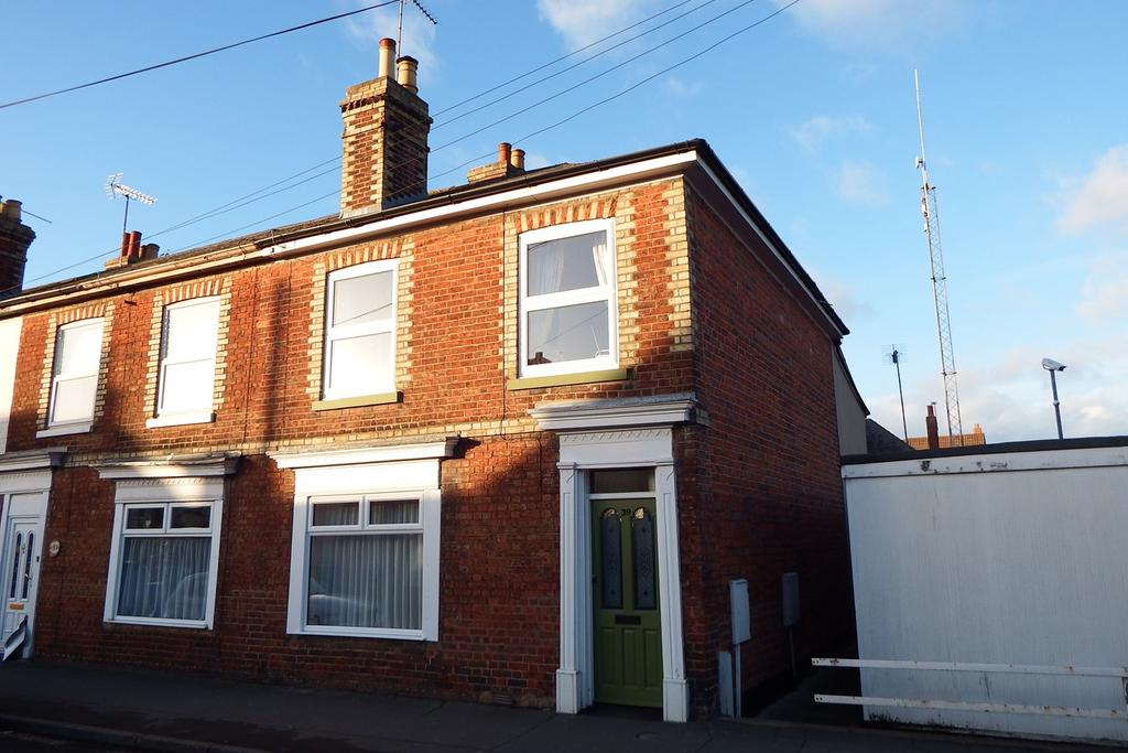 3 Bedrooms End Of Terrace House for sale in Fleet Street, Holbeach, PE12