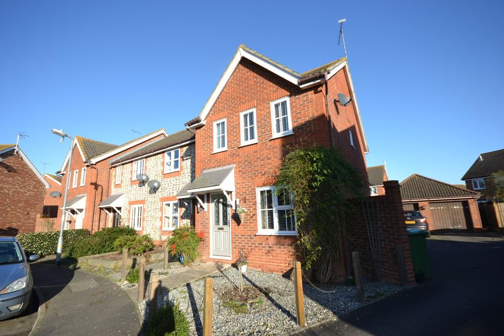 3 Bedrooms End Of Terrace House for sale in Long Common, Heybridge, Maldon, CM9