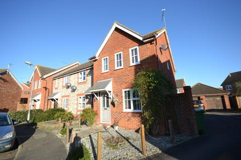 3 bedroom end of terrace house for sale - Long Common, Heybridge, Maldon, CM9