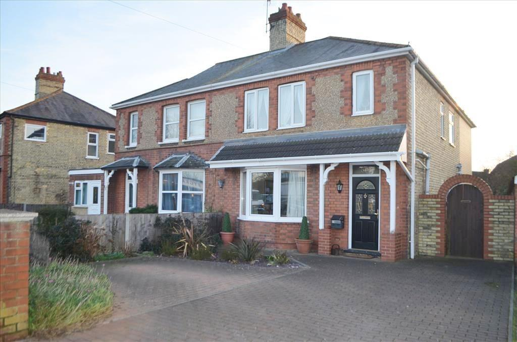 3 Bedrooms Semi Detached House for sale in London Road, Biggleswade, SG18