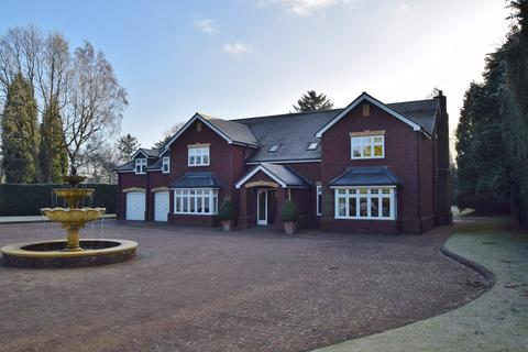 6 bedroom detached house for sale - Kingsway, Darras Hall, Ponteland, NE20