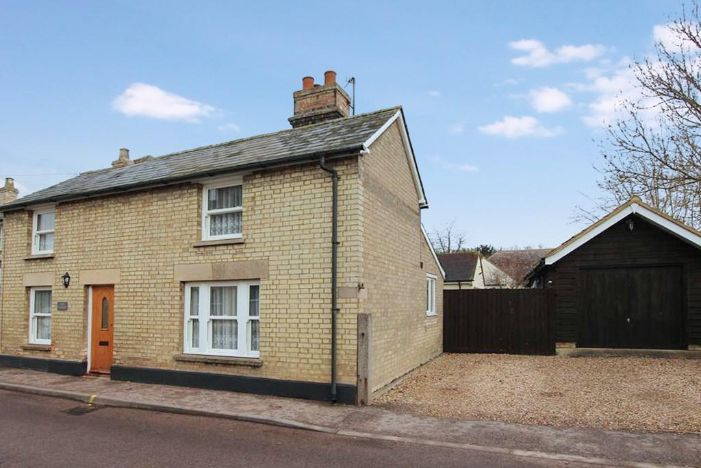 3 Bedrooms Detached House for sale in High Street, HINXWORTH, SG7