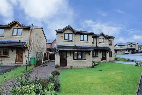 3 bedroom semi-detached house for sale - Pear Close, Alkrington, Middleton, Manchester M24 1GU