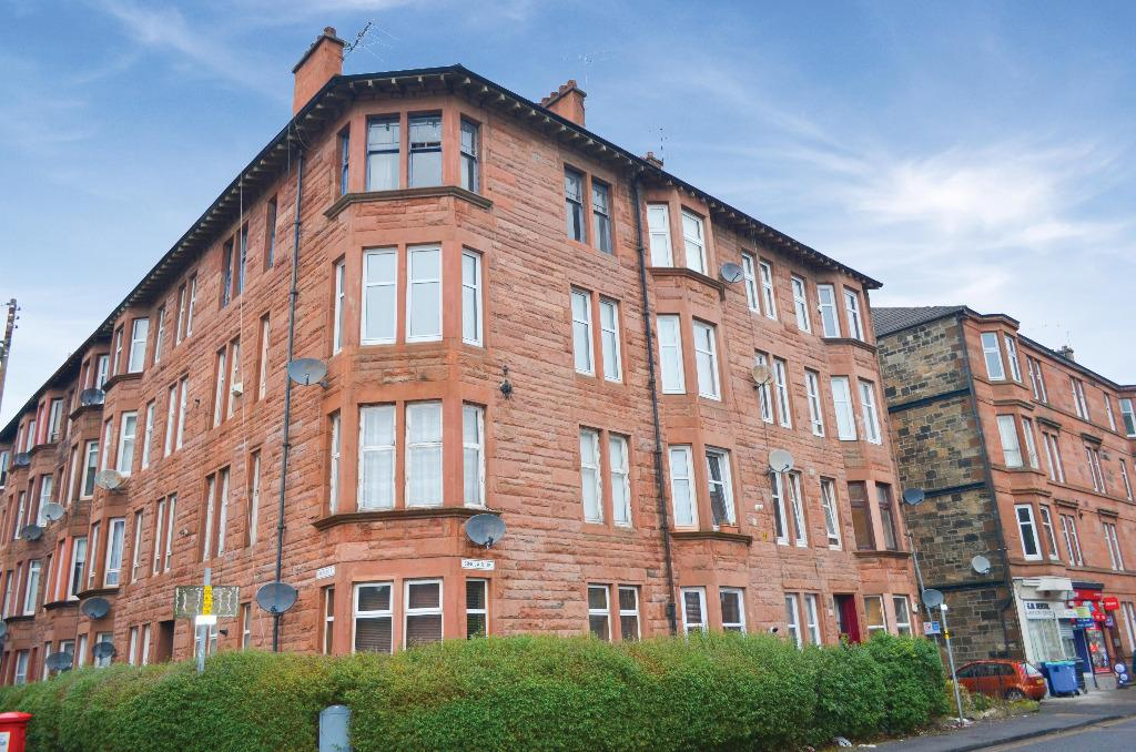 1 Bedroom Flat for sale in Sinclair Drive, Flat 1/1, Battlefield, Glasgow, G42 9SF