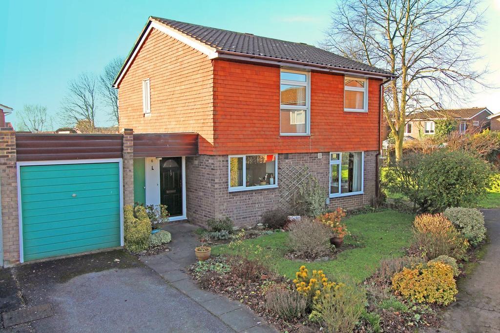 4 Bedrooms Link Detached House for sale in Milne Close, Letchworth Garden City, SG6