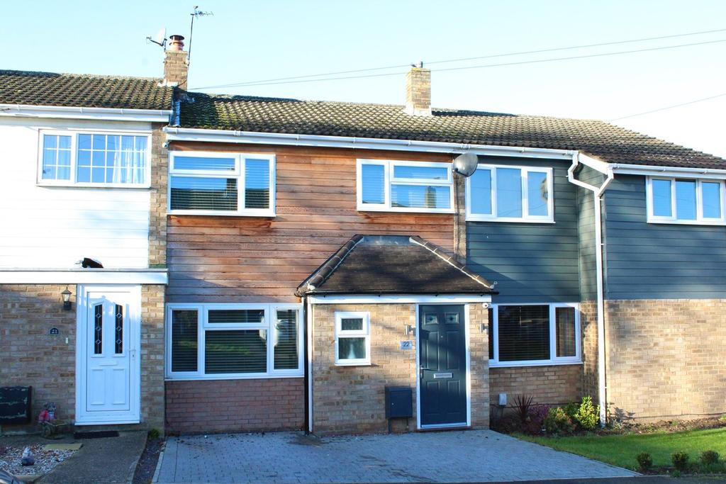 3 Bedrooms Terraced House for sale in Melbourne Close, Stotfold, Hitchin, SG5