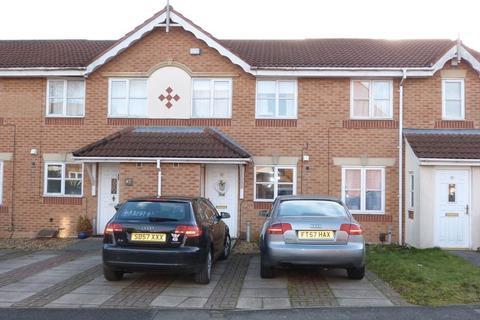 2 bedroom terraced house for sale - Darien Way, Thorpe Astley