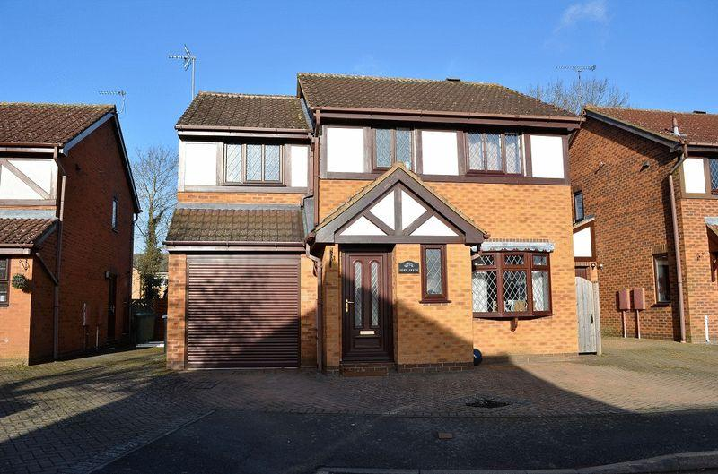 3 Bedrooms Detached House for sale in Cherry Grove, Great Glen