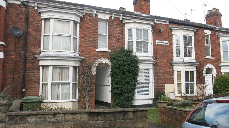 2 Bedrooms Terraced House for rent in 8 Winnowsty Lane, Lincoln