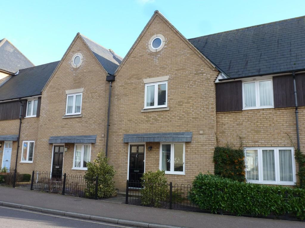 2 Bedrooms Terraced House for sale in Ware View Terrace, Spital Road
