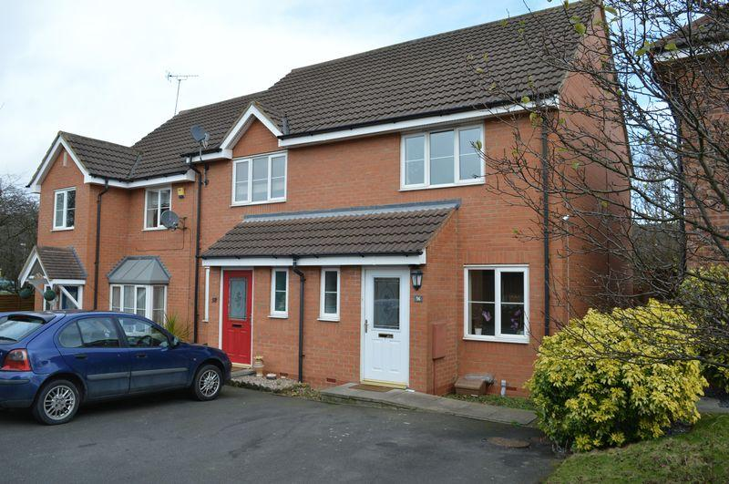 2 Bedrooms End Of Terrace House for sale in Barth Close, Great Oakley