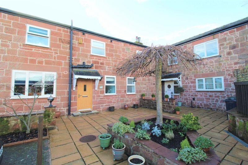 3 Bedrooms Terraced House for sale in Weatherstones Mews, Neston