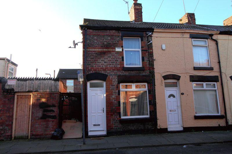 2 Bedrooms Terraced House for sale in Lowell Street, Liverpool