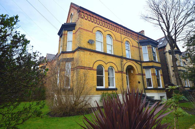 2 Bedrooms Apartment Flat for sale in Ivanhoe Road, Aigburth