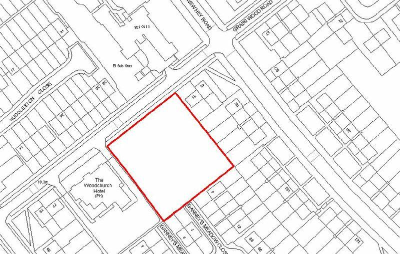 Land Commercial for sale in Land at Grasswood Road, Wirral