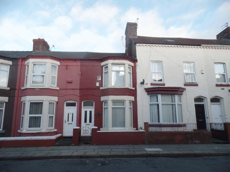 3 Bedrooms Terraced House for sale in 14 Cannon Road, Liverpool