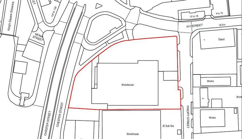 Land Commercial for sale in Freehold for plot 21 Priory Industrial Estate, 133-141 Chester street , Birkenhead
