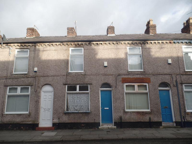 2 Bedrooms Terraced House for sale in 53 Tudor Street, Liverpool
