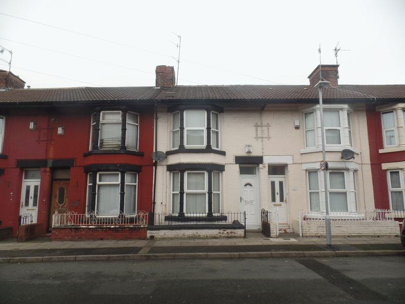 2 Bedrooms Terraced House for sale in 18 Lily Road, Liverpool