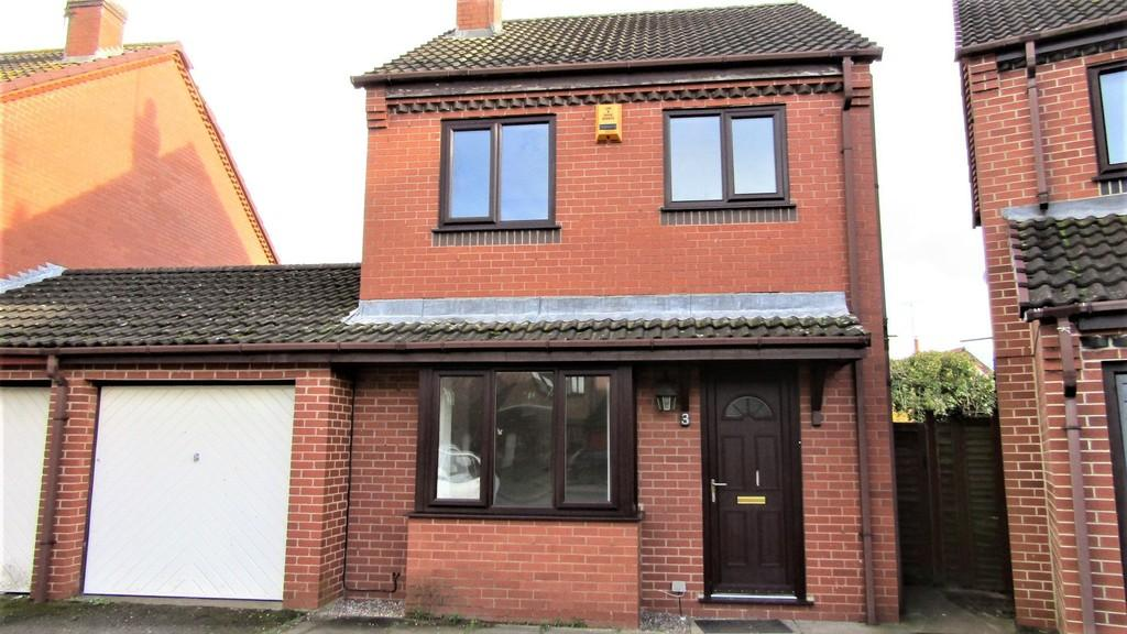 3 Bedrooms Detached House for rent in Tailby Drive, Willington