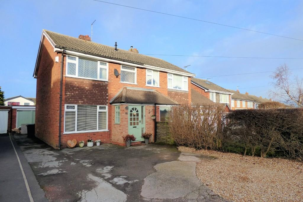 3 Bedrooms Semi Detached House for sale in Ashtree Road, Barton Under Needwood