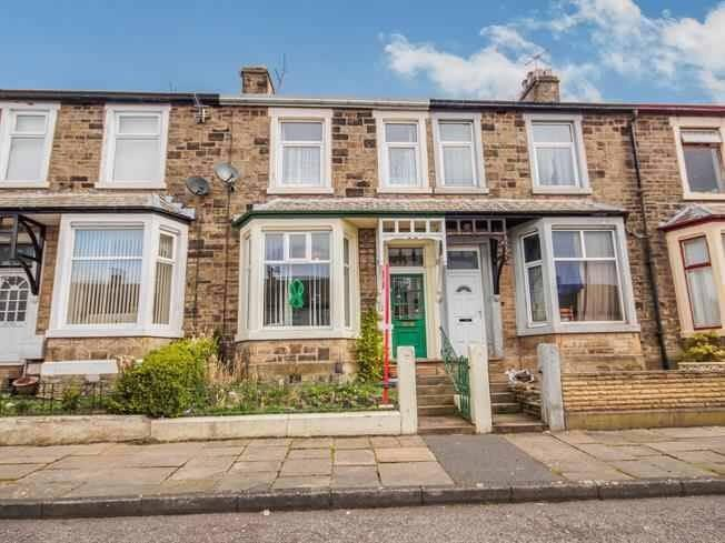 3 Bedrooms Terraced House for sale in Taunton Road, Wensley Fold, Blackburn