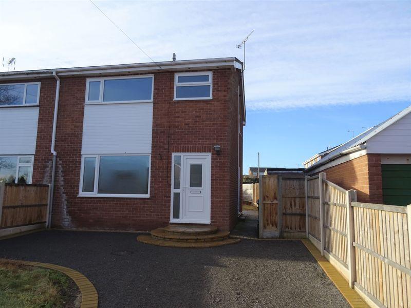 3 Bedrooms Semi Detached House for sale in Penllwyn, Wrexham