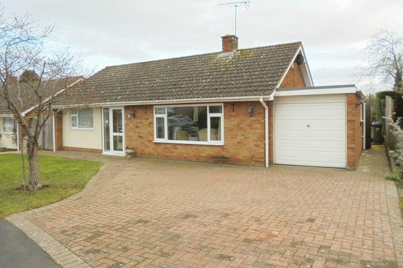 3 Bedrooms Detached Bungalow for sale in Drysdale Close, Wickhamford