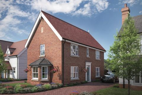 3 bedroom detached house for sale - Plot 2, Manningtree Road, Little Bentley