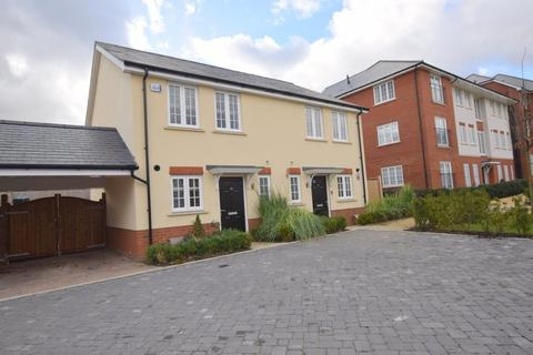 2 bedroom semi-detached house to rent - Mary Munnion Quarter, Chelmsford