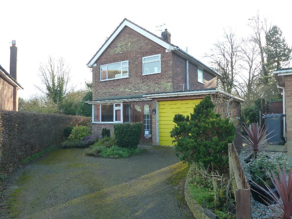 3 Bedrooms Detached House for sale in Waverley Court Melton Mowbray