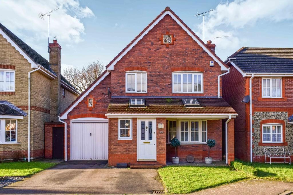 4 Bedrooms Detached House for sale in Pagewood Close, Maidenbower