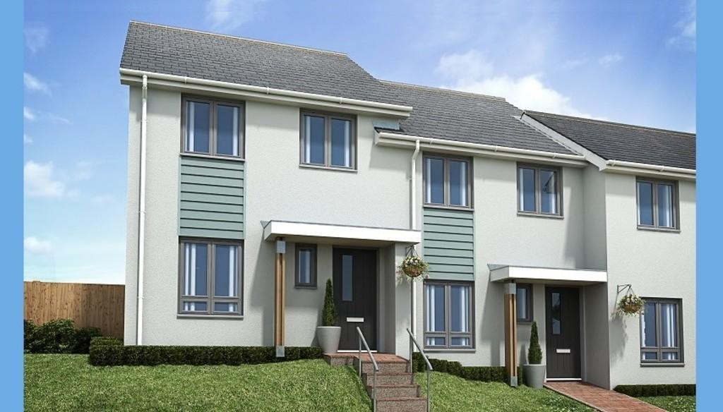 3 Bedrooms Semi Detached House for sale in The Eddington, Primrose Hill, Torquay
