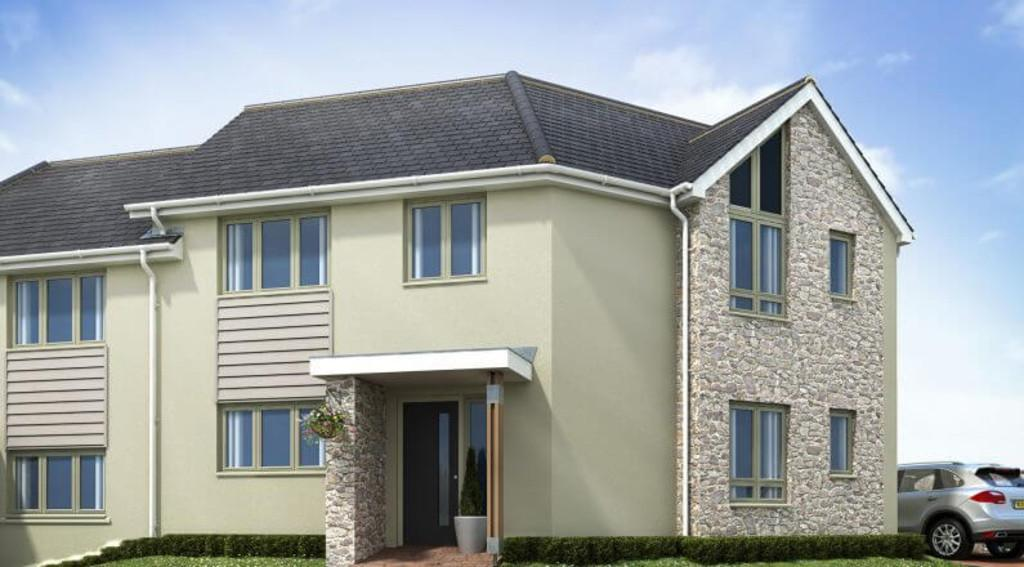 3 Bedrooms Semi Detached House for sale in The Exton, Primrose Hill, Torquay