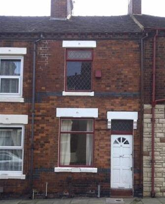 2 Bedrooms Terraced House for sale in DENBIGH STREET, TUNSTALL, STOKE-ON-TRENT