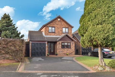 3 bedroom detached house for sale - Knowlands Road, Monkspath