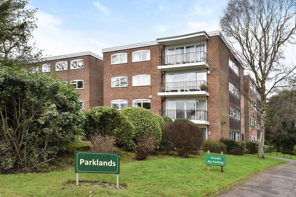 2 Bedrooms Apartment Flat for sale in Parklands, Blossomfield Road