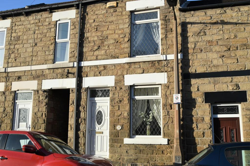 2 Bedrooms Terraced House for rent in Pitt Street, Mexborough