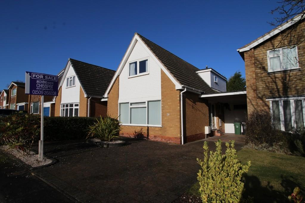 3 Bedrooms Detached House for sale in Leconfield Road, Loughborough